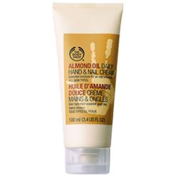 Almond oil daily hand & nail cream