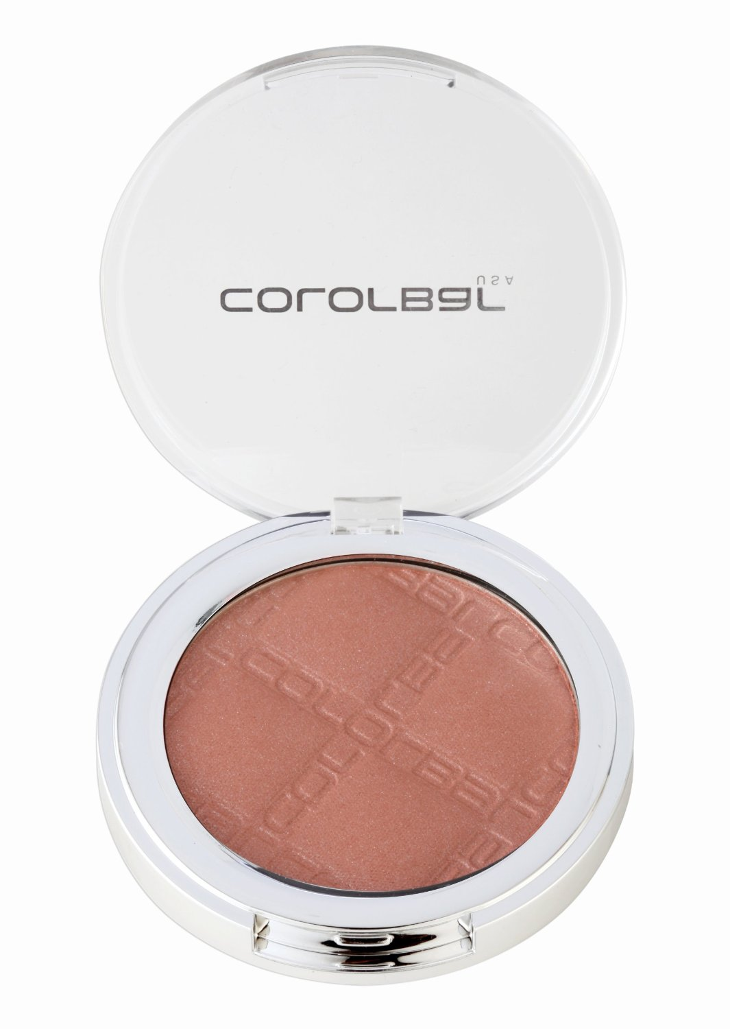 Color bar rosey peach blush